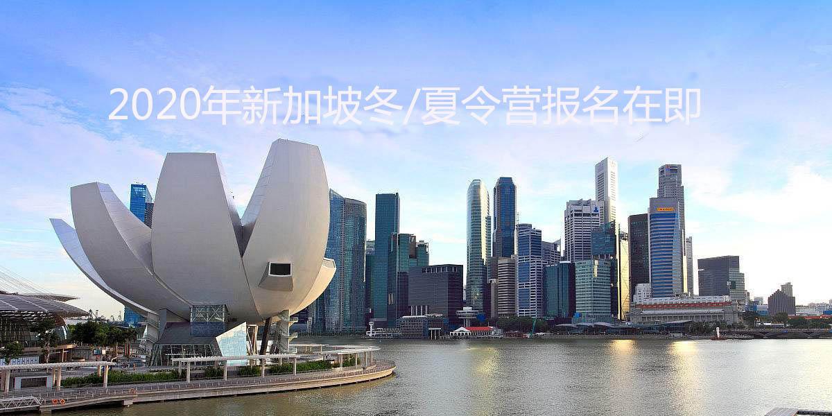 2017新加坡赛区夏令营